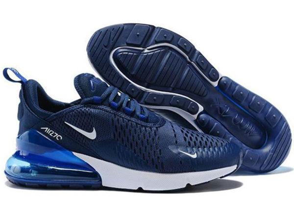 Nike Air Max 270 синие (40-45)