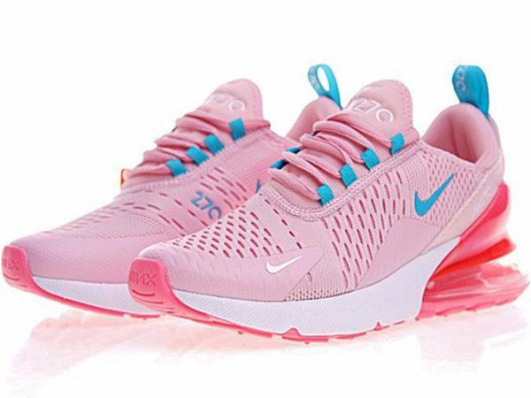 Nike Air Max 270 розовые (35-40)