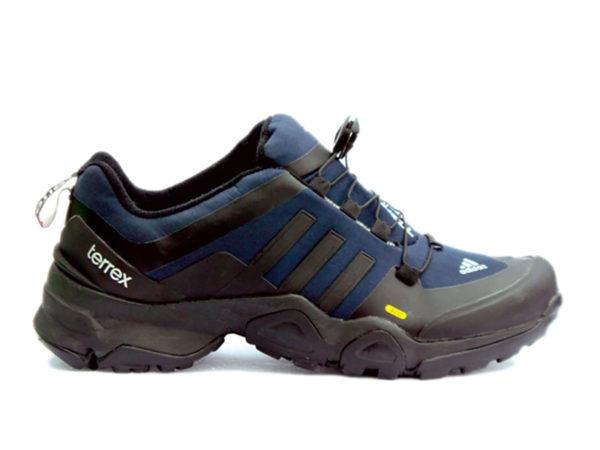 Adidas Terrex Gore-Tex черно-синие