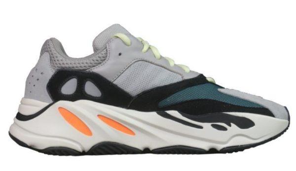 Adidas Yeezy Boost 700 Grey серые (35-44)