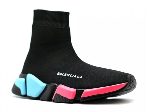 Balenciaga Speed Trainer цветные (35-39)