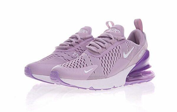 Nike Air Max 270 Фиолетовые (35-40)