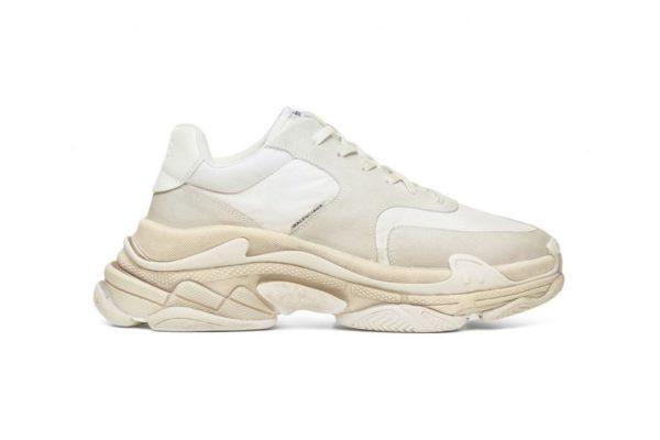 Balenciaga Triple S 2.0 white белые женские мужские (35-45)