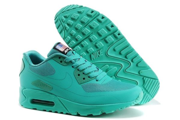 NIKE AIR MAX 90 HYPERFUSE бирюзовый (35-39)