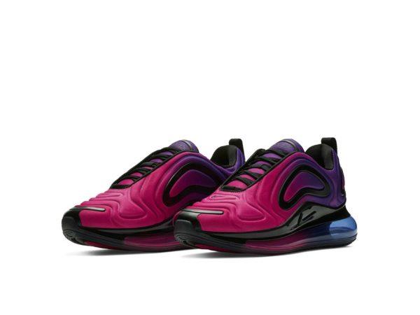 Nike Air Max 720 фиолетовые (35-40)