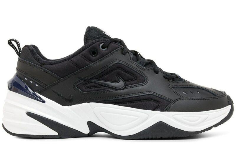 Nike m2k tekno black white 35-44