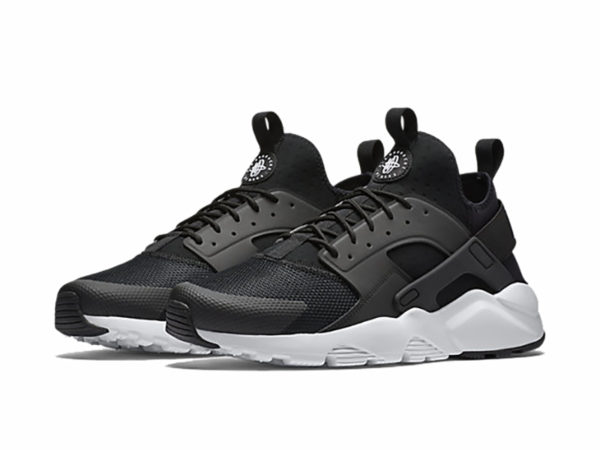 Nike Air Huarache Ultra черно-белые (35-44)
