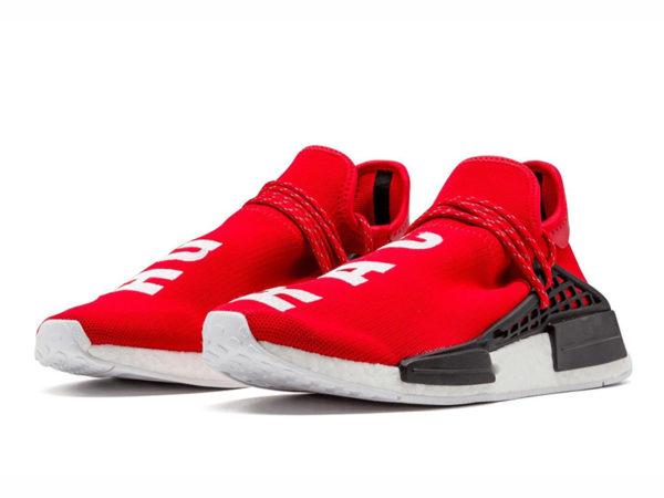 Adidas NMD Human Race красные (40-44)