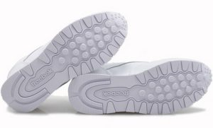 Reebok Classic Leather (White) белый (35-44)