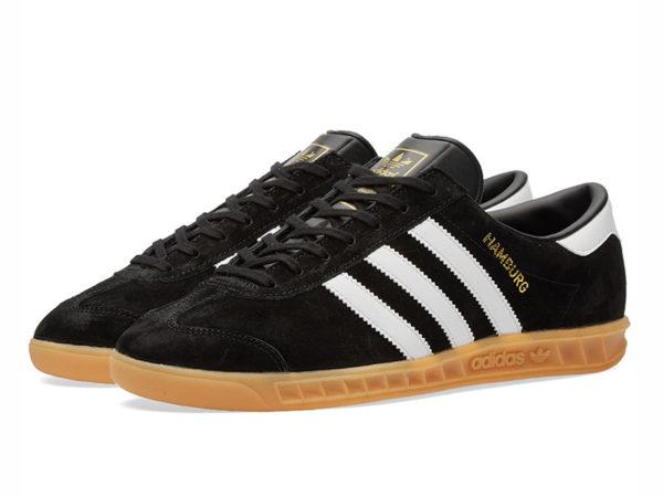 Adidas Hamburg черные (35-45)