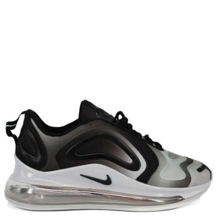 Nike Air Max 720 черные с серым мужские (40-44)