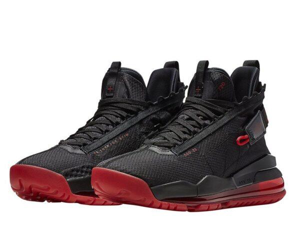 Nike Jordan Proto-Max 720 черные мужские (40-44)