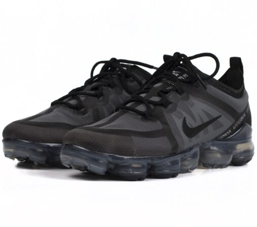 Nike Air VaporMax 2019 черно-серые (40-44)